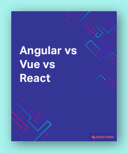 Angular vs Vue vs React