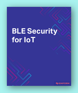BLE Security for IoT