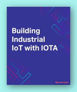 Building Industrial IoT with IOTA