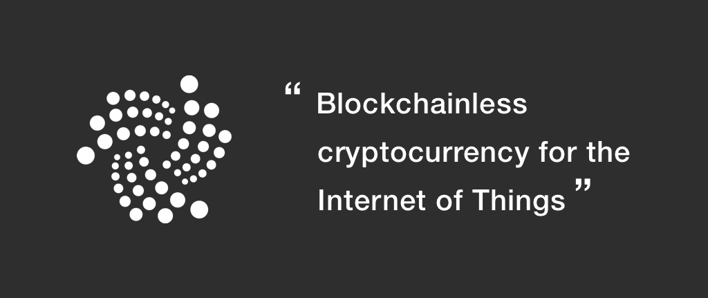 Difference between blockchain and IOTA