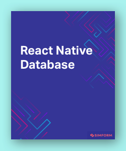 React Native Database