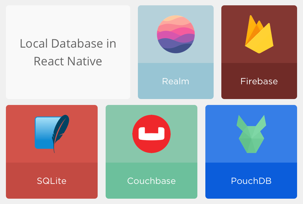 Local Database in React Native Copy