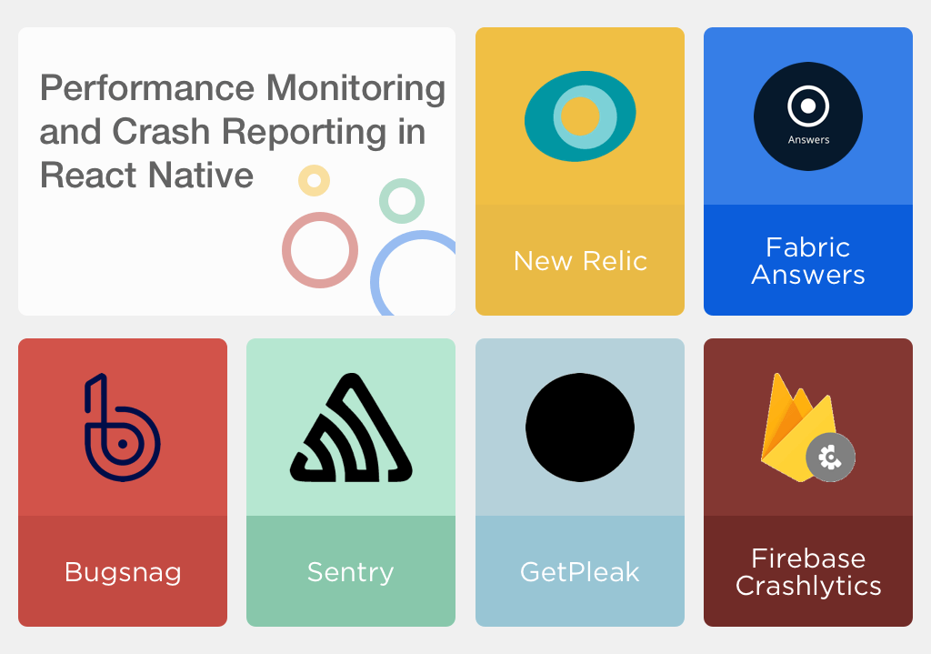 Performance Monitoring and Crash Reporting in React Native