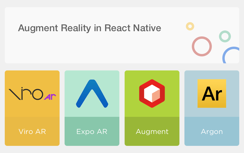Augment Reality in React Native