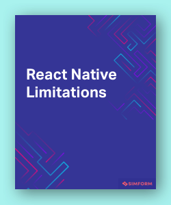 Exploring React Native Ecosystem - backend, database and