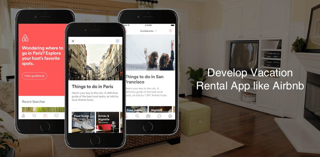 Vacation Rental app like Airbnb