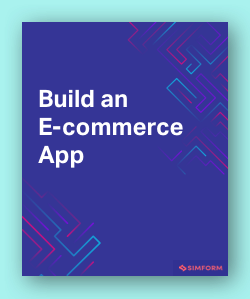 Build an e-commerce App