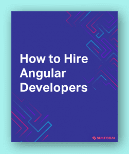 Hire Angular dev
