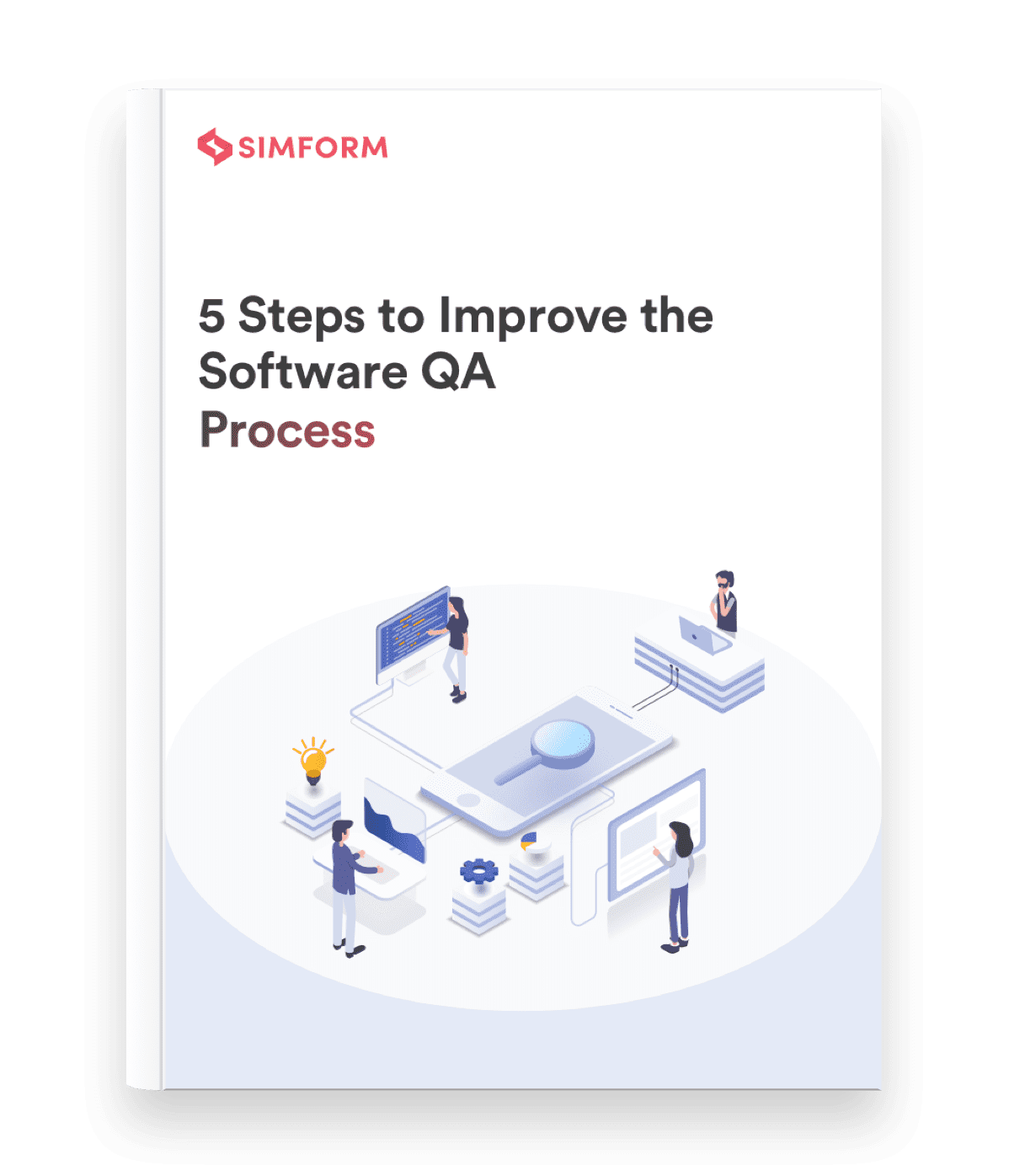QA Process Ebook