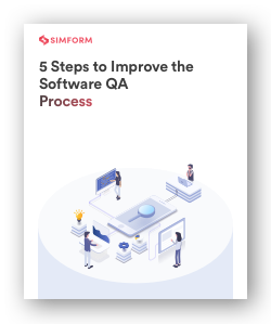 QA Process ebook
