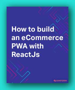 eCommerce PWA with React