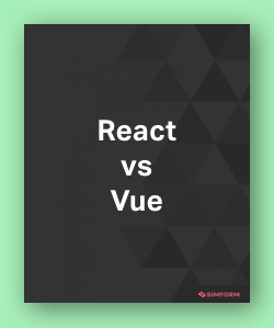 Reactjs vs Vue 1