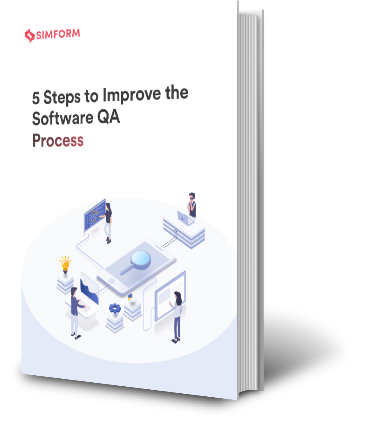 steps to improve the software QA Process