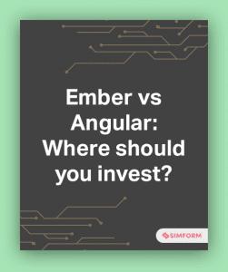 Ember vs Angular