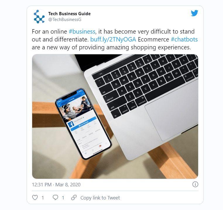 tech business twitter