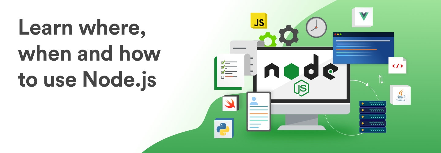 where when and how to use node.js