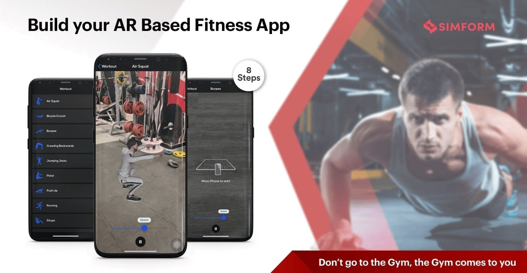 build a fitness app