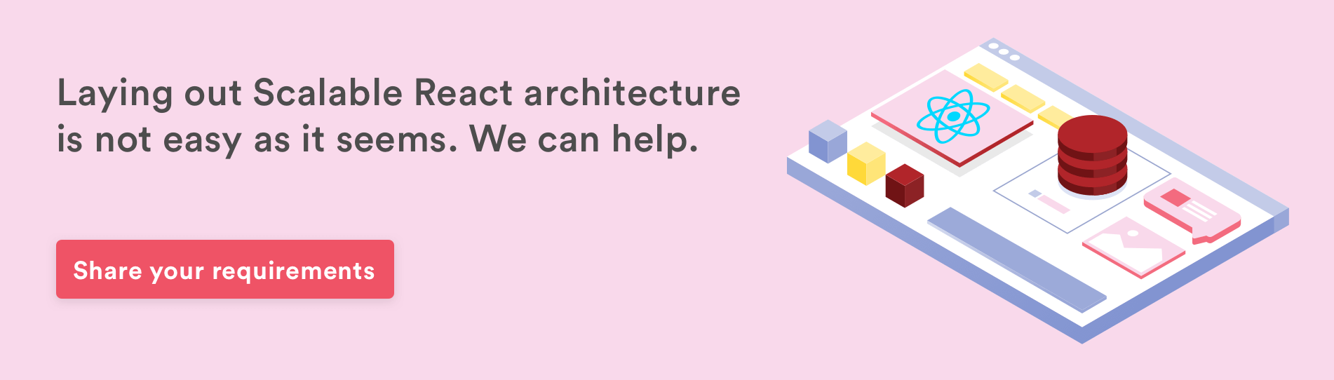 React Architecture Services