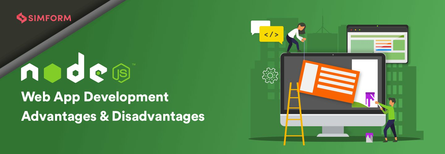 node.js advantages & disadvantages
