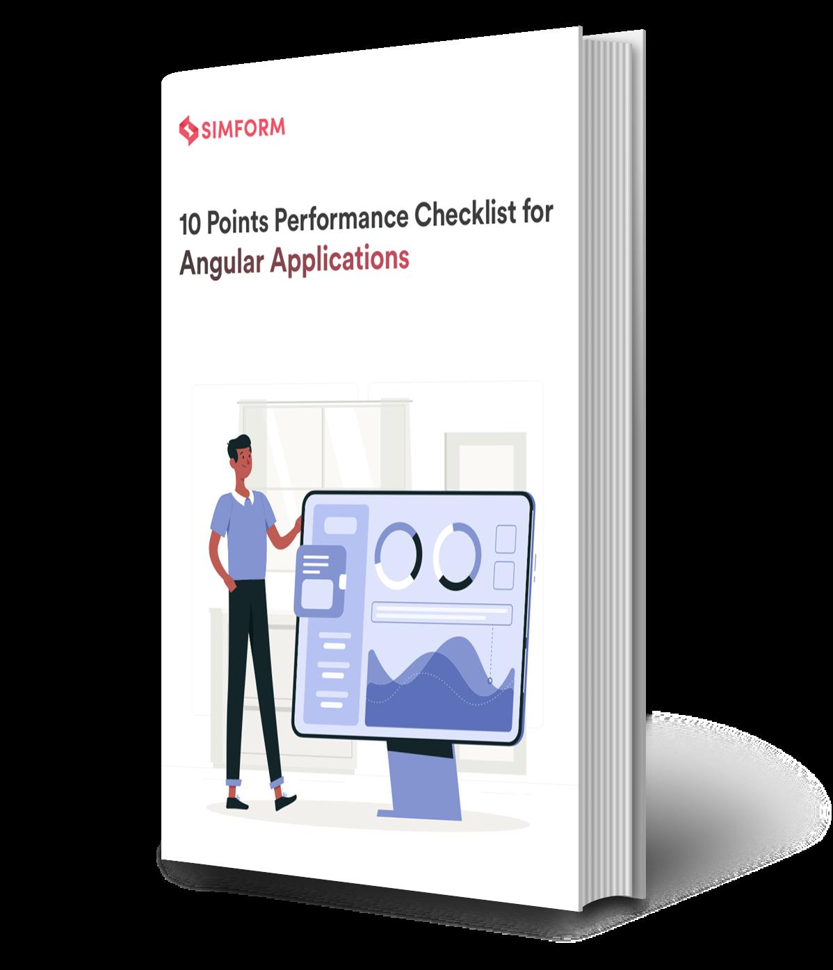 angular performance checklist