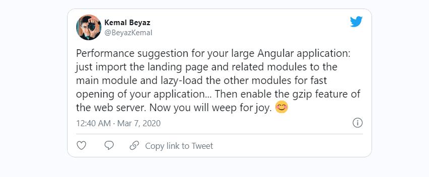 angular performance twitter
