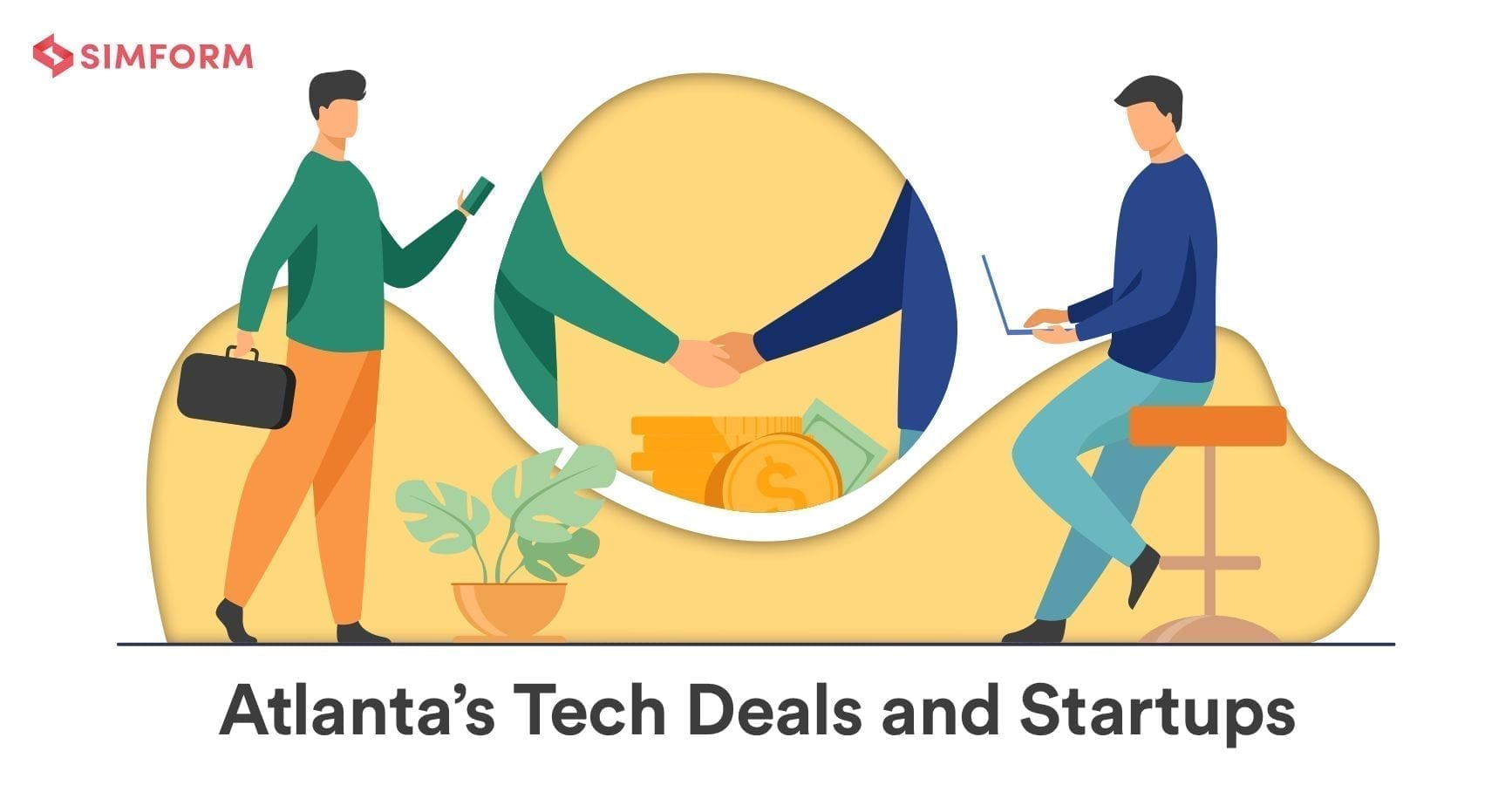 Atlanta's Leading Tech Deals and Startups