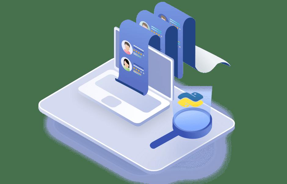 hire python developers simform