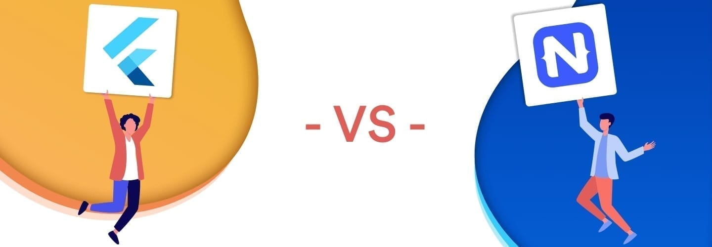Flutter vs Nativescript
