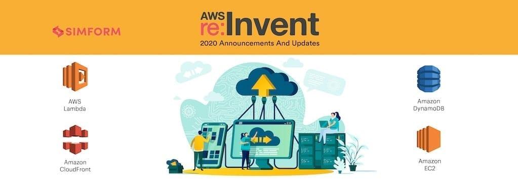 AWS reInvent 2020 announcments_Banner