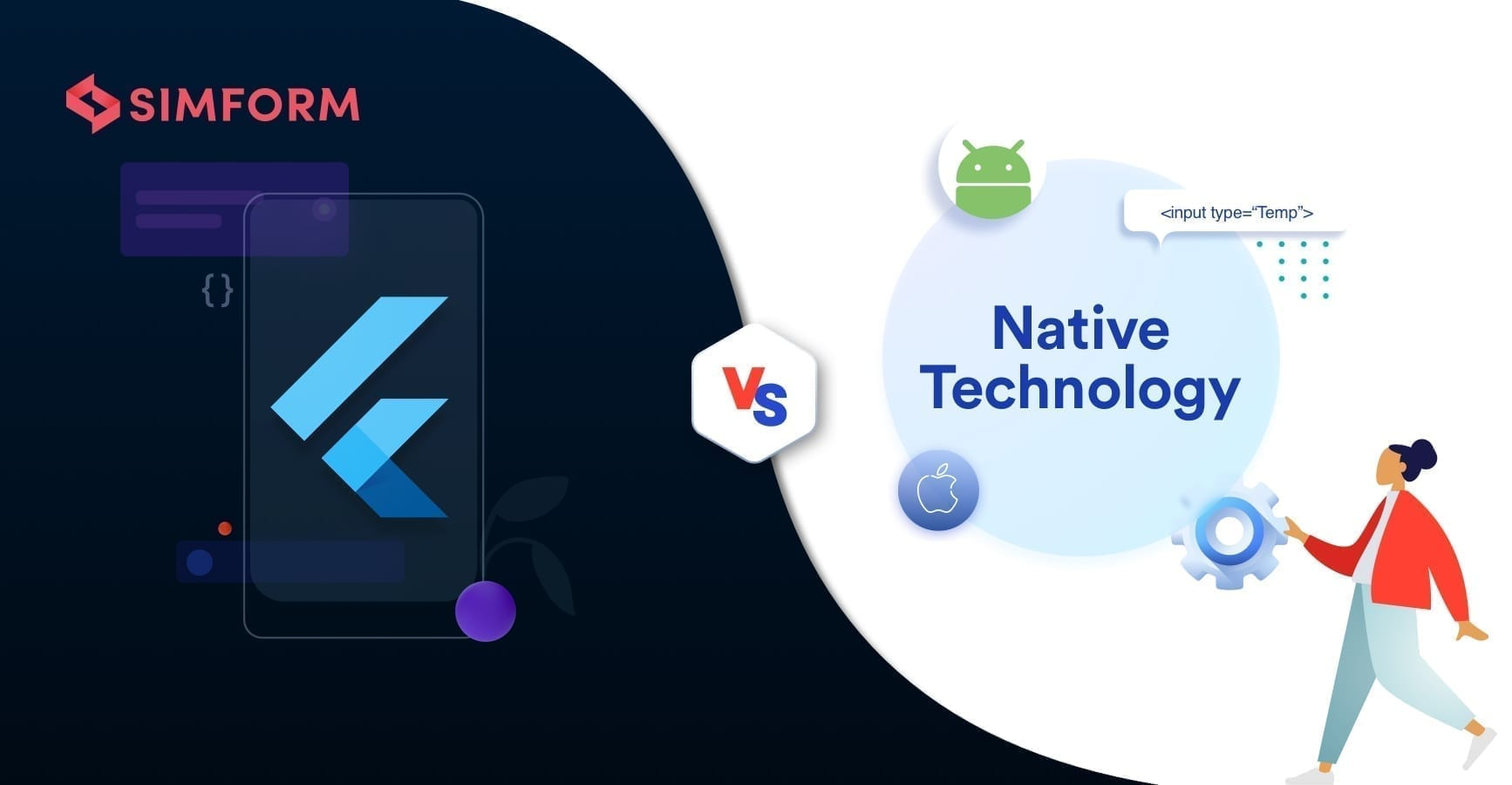 flutter vs native technology