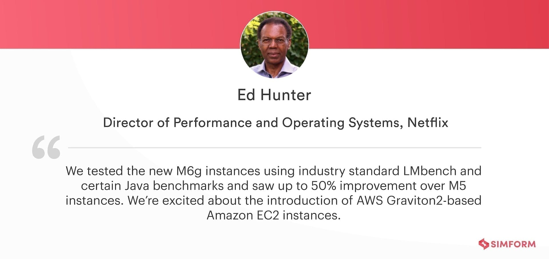 Ed Hunter_AWS reInvent 2020 Announcements