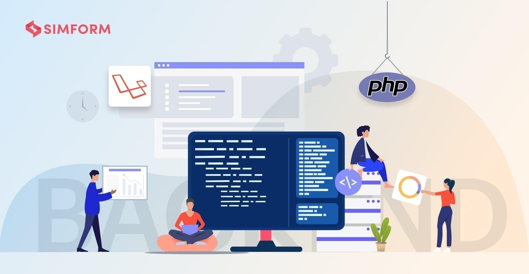Banner Laravel vs PHP