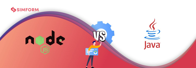 Nodejs vs Java preview
