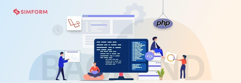 Preview Laravel vs PHP