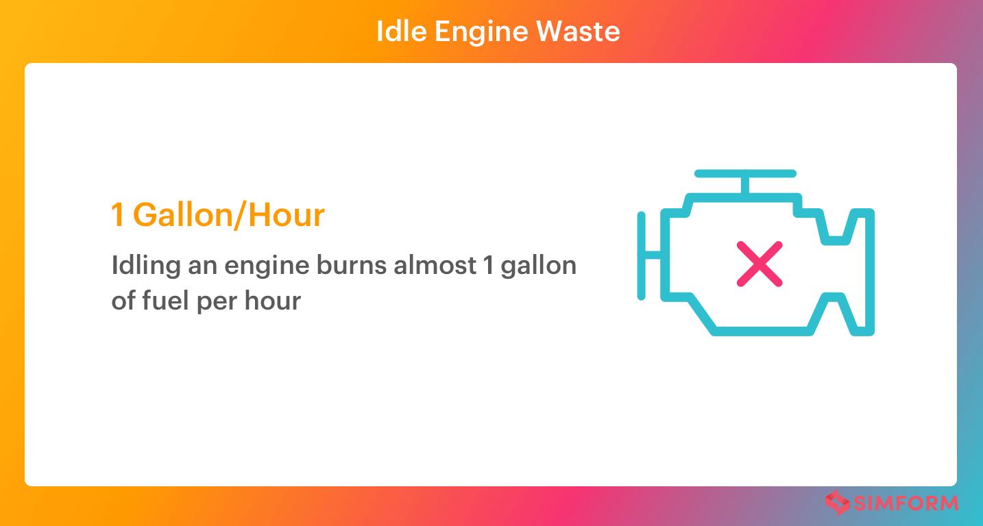 idle engine stats