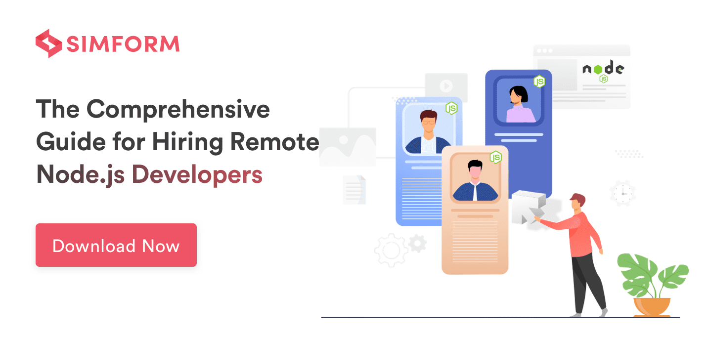 Hiring remote nodejs developers