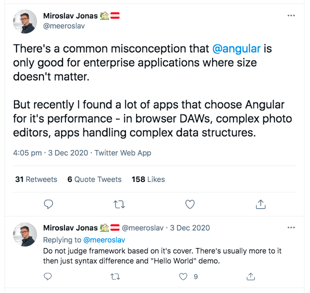 AngularJS Performance