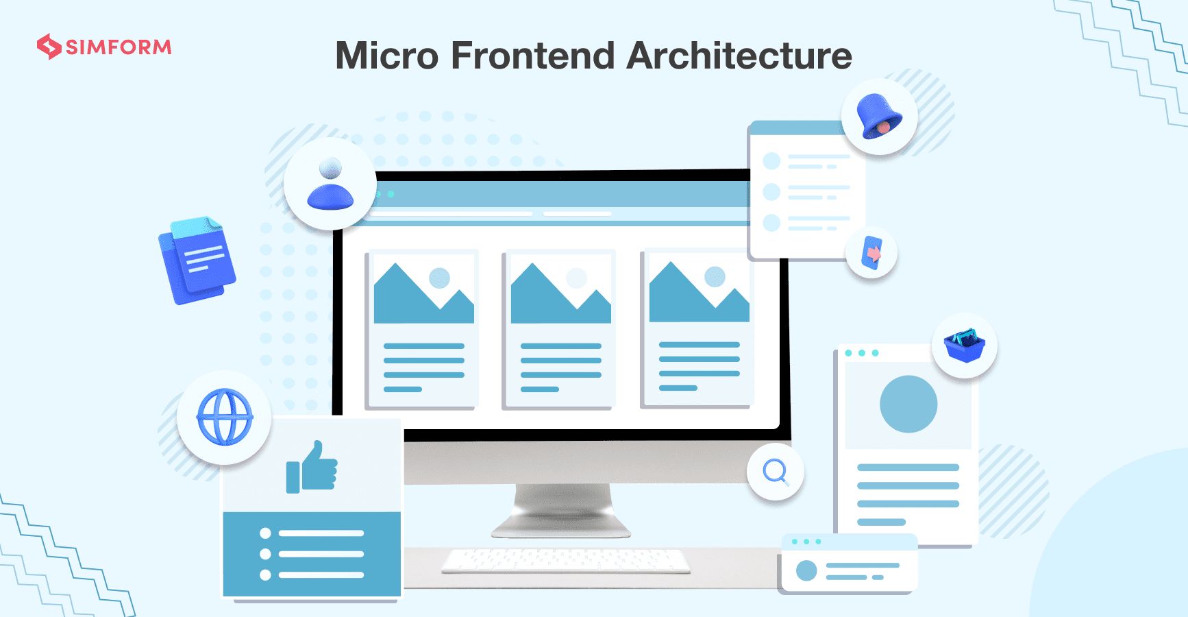 banner- micro frontend architecture