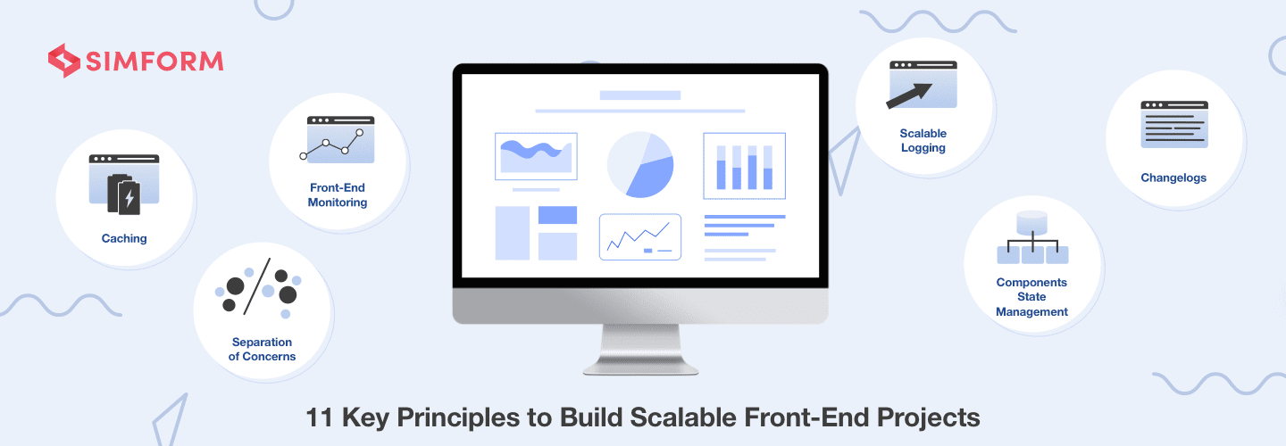principles to build scalable frontend