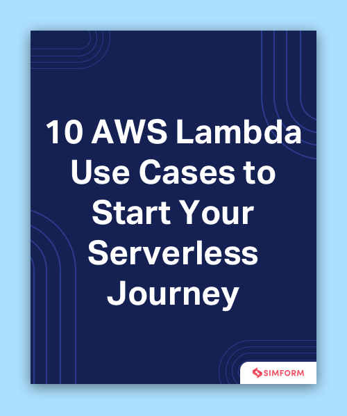 10 AWS Lambda examples to start your serverless journey