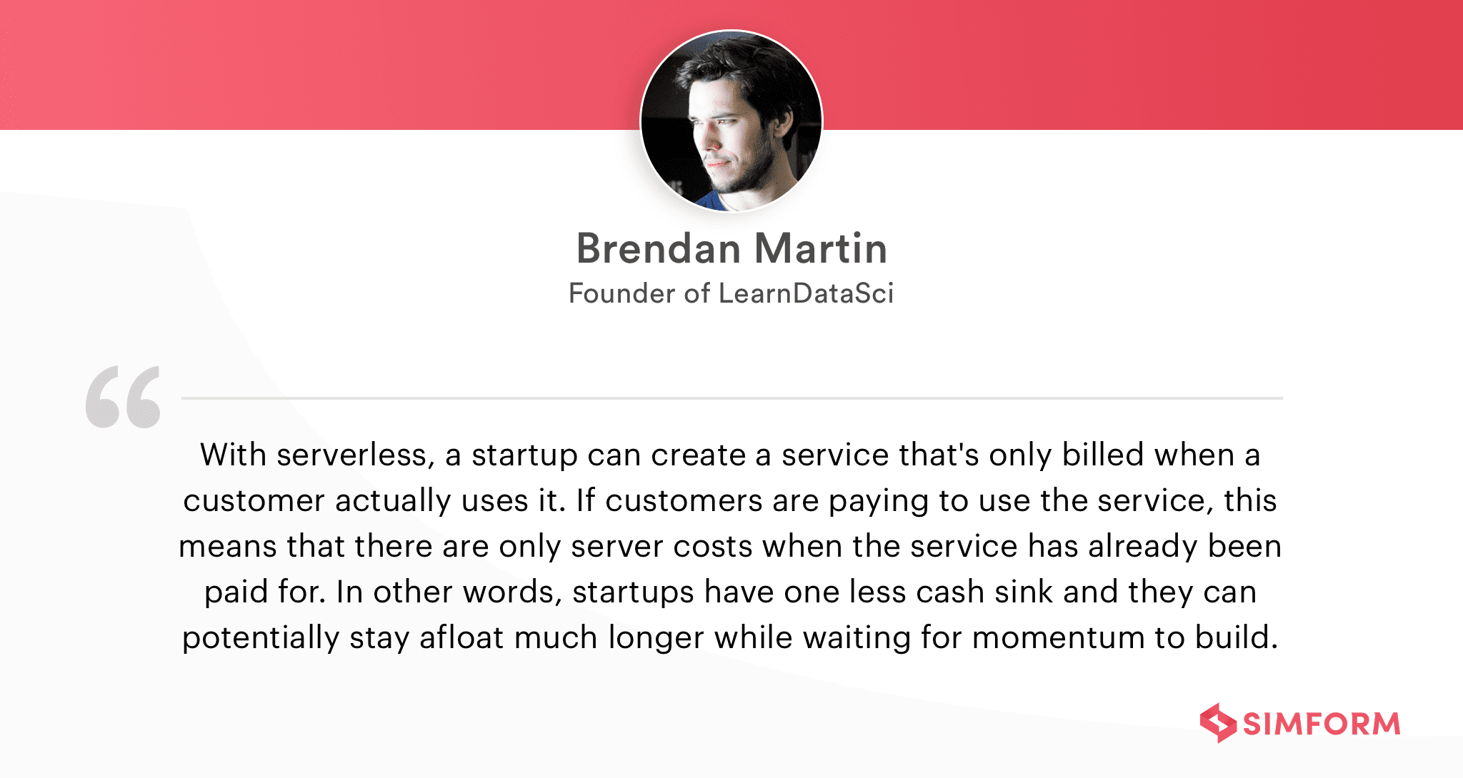 Serverless for startups