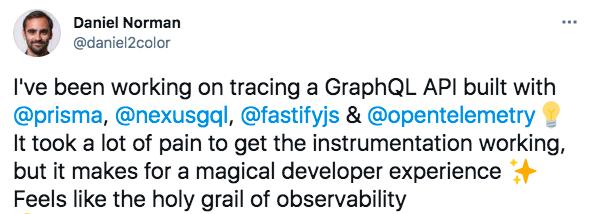 GraphQL advantage