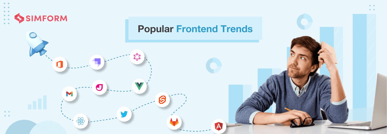 Popular frontend trends