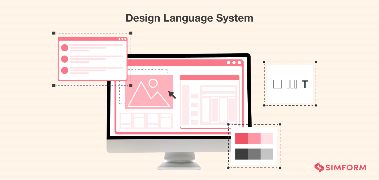 Design Language System for Frontend architecture blog