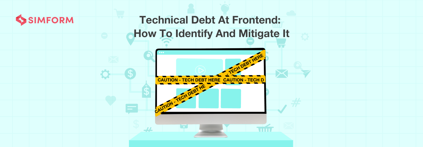 mitigate frontend technical debt preview