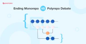 monorepo vs polyrepo banner