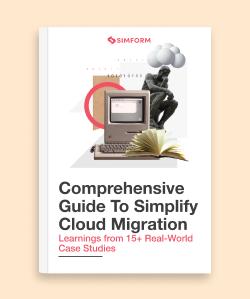 comprehensive guide to simplify cloud migration